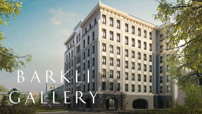 Клубный дом Barkli Gallery Помимо квартир, в продаже есть 4